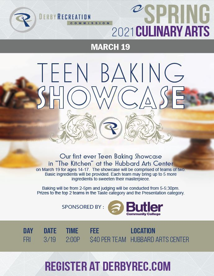 Teen Baking Showcase