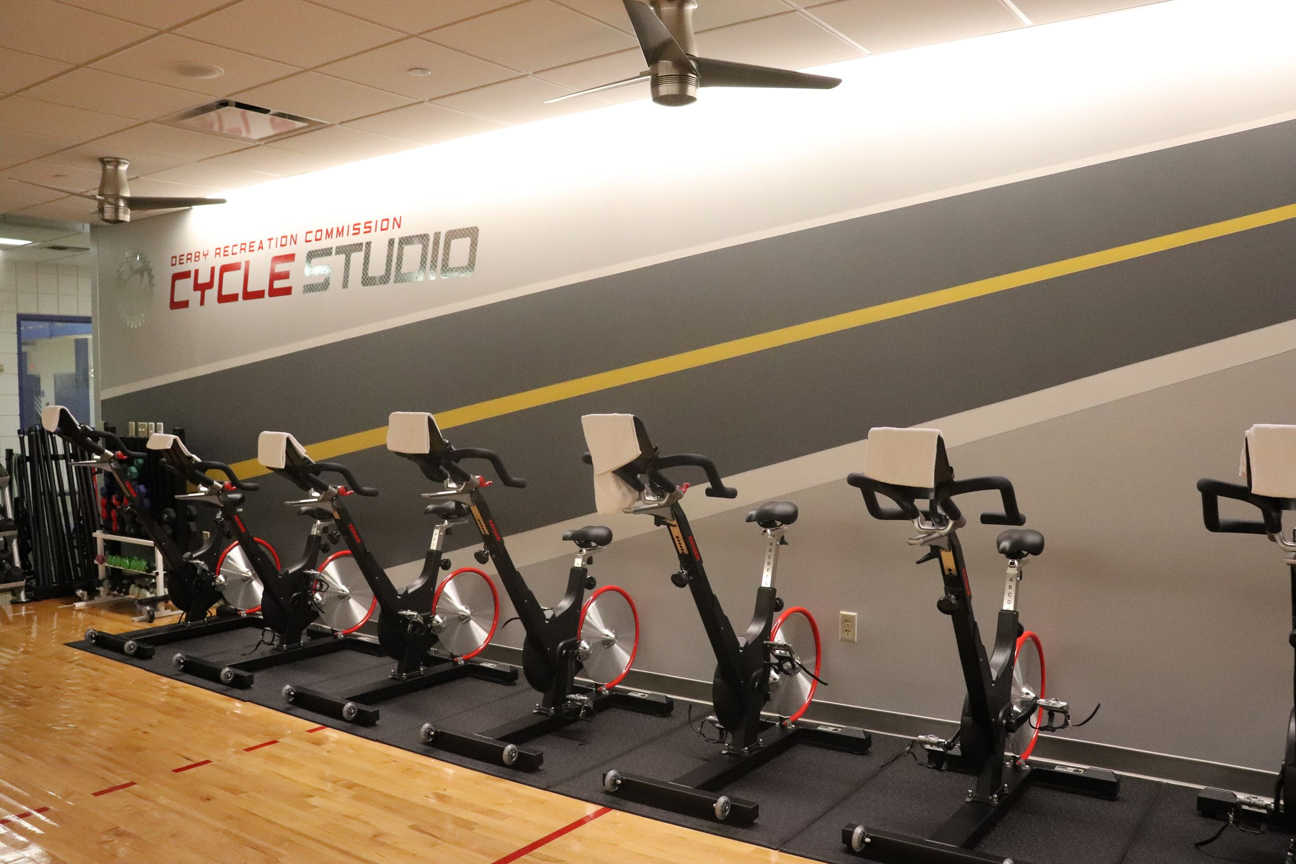 CYCLE STUDIO 1